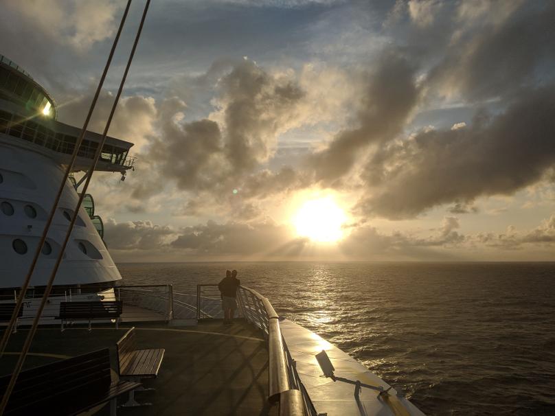CruiseSunset
